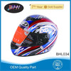 OEM quality full face free motorcycle helmets from BHI motorcycle parts