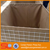 Military supplies Mil 3 sand wall hesco barriers prce, flood barrier, welded gabion boxes
