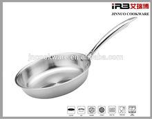 Tri ply Stainless Steel Cookware frying pan(Pan,Fry pan,Frying pan)