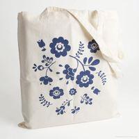 Customized handmade quilt fabric cotton bag