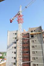 mini tower crane for exportation qtz63C