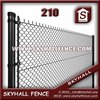 (10 Years Factory) Professional Manufacturer Of Pvc Coated Chain Link Fencing