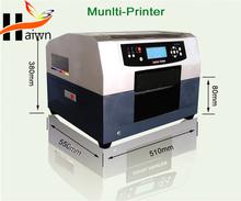 postcard printer A4 low cost printer print pen ,pencil ,glass ,wood ,leather haiwn -400