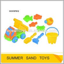 Summer toy kids plastic mini sand excavator toy beach toys for kids OC0187812