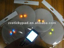 car accessories mobile lighting flash Anti Slip-mat/Pad