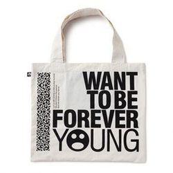 Customized organic cotton shopping tote bag wholesale