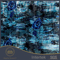 hot moda 12mm tecido de seda pura