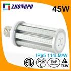 Good quality 45w led corn light flood light with CE/RoHS