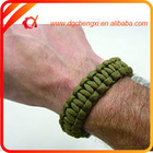 Promotional New Style 550 Paracord Handmade Braided Multilayer Bracelet