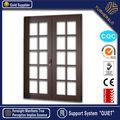 innovador templado de vidrio de la puertainserta
