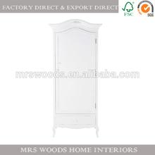 ivory white wardrobe