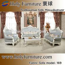 Home furniture new model leather sofa sets 169#
