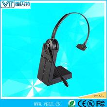 dubai wholesale market telephone headphone with 2 pc 3.5mm plug