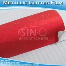 Metallic Glitter clignotant feuille Car Wrap Film auto - adhésif papier décoratif