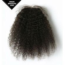 Unprocessed 100% Natural Color Virgin Hair Silk Base Closure Brazilian Hair Closure
