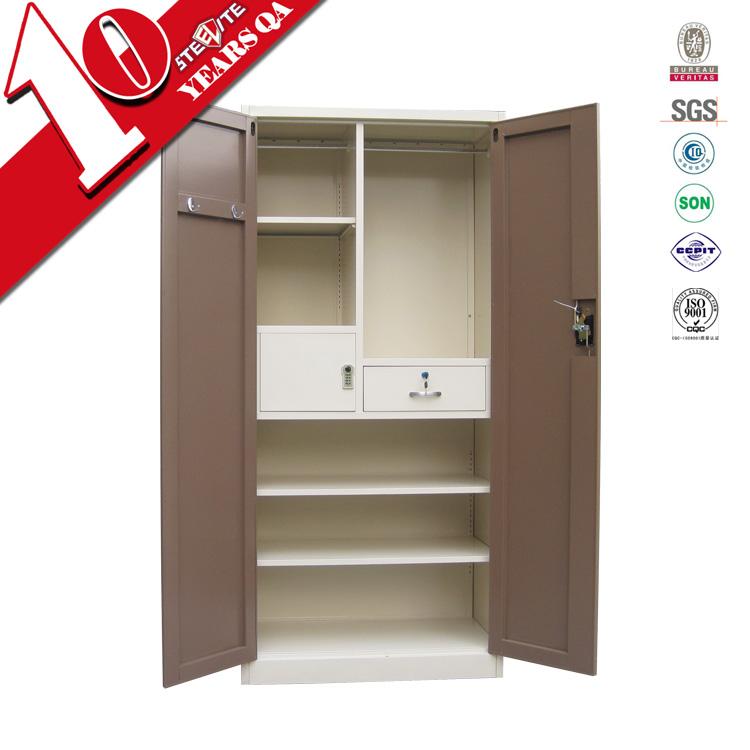 Godrej steel almirah designs with price/double door metal ...