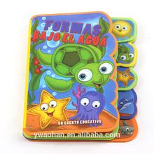 Bebê livro de espuma eva livro placa de espuma eva crianças livro publishers na china