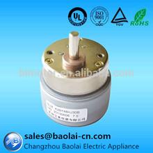 NEMA17 42mm 4 phase 12v permanent magnetic high quality PM gear stepper motor