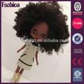 "Custom 11"" mode complet du corps noir poupée american girl"