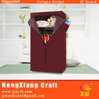 Home Furniture General Use and Bedroom Furniture Fabric storage closet