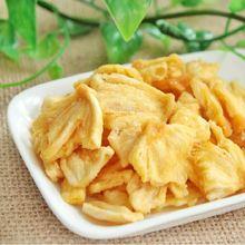 Vacuum Fried pineapple chips VF pineapple chips Fruit Snacks fruit chips