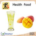 el azúcar cristal manguiferina orgánicos secos frutos de mango