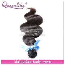 top seller body wave glossy and smoothy hair products you can import from china