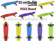 land surfer brand new skateboard for wholesale