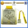 2015 alta qualidade do metal medalha olímpica projeto