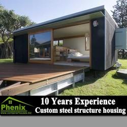 custom 20ft luxury solar power container home