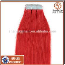 Shangkai hair factory Cheap European hair Full Cuticles Hair Same Direction