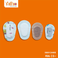 CE & ISO approved(for amblyopia) adhesive cotton Eye Pad