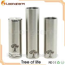 Alibaba express italy electronic vaporizer tree of life pendant with 3 tubes