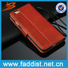 Cheap mobile phone case for iphone 6 leather case made in China