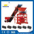 Qtj4-35 automática máquina de fazer bloco pavers novo produto de tecnologia na china