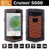 Cruiser S600 NFC 0.3MP+5MP 3500 mah rugged phone windows mobile