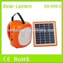 Portable USB LED solar lamp lantern for camping