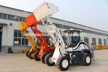 JINHUI New Design 1.6 ton front end loader