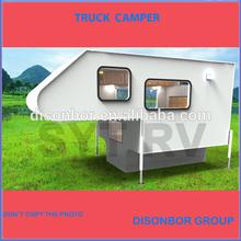 Europe Pickup Camper
