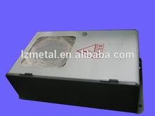 Sheet metal fabrication powder coating service
