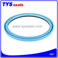 Hby Buffer sellos hidráulico rod Seal