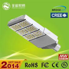 green energy 90w led streetlight black/silver of shell