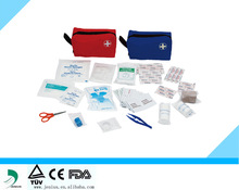 family travel first aid kit,emergency first aid big,FDA/CE first aid kit
