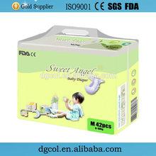 Manufactory OEM brand sleepy disposable baby diaper