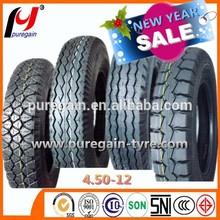 450-12 popular inner tube, three wheel motorcycle tire and tube, tire tube