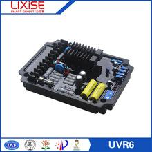 generator voltage stabilizer UVR6 avr ac voltage regulator