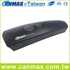 2015 product CANMAX CM-2D600 USB wireless UPC RSS QR code memory scanner