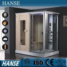 HS-SR013 steam shower bath steam sauna cabin one person steam sauna room