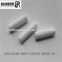 plastic self-sealing filter