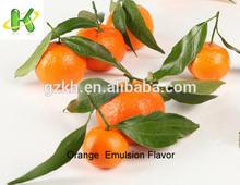 Professional artificial flavors Manufacturer Hot sell Orange Emulsion Flavor